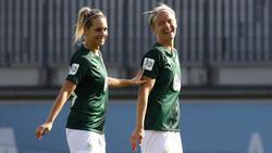 Die Wolfsburgerinnen sind derzeit nicht zu stoppen
