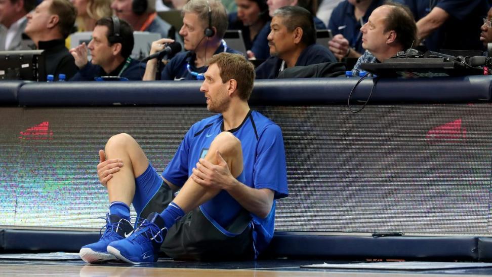 Dirk Nowitzki geht erneut leer aus