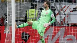 Will mit Eintracht Frankfurt unter die ersten Sechs der Bundesliga: Kevin Trapp