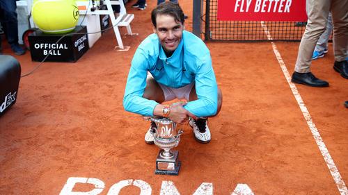 Rafael Nadal kommt richtig in Fahrt
