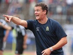 Rudolf Thömmes ist Co-Trainer des Regionalligisten Eintracht Trier