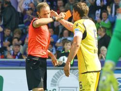 Für ein Spiel gesperrt: Sebastian Boenisch (r.)