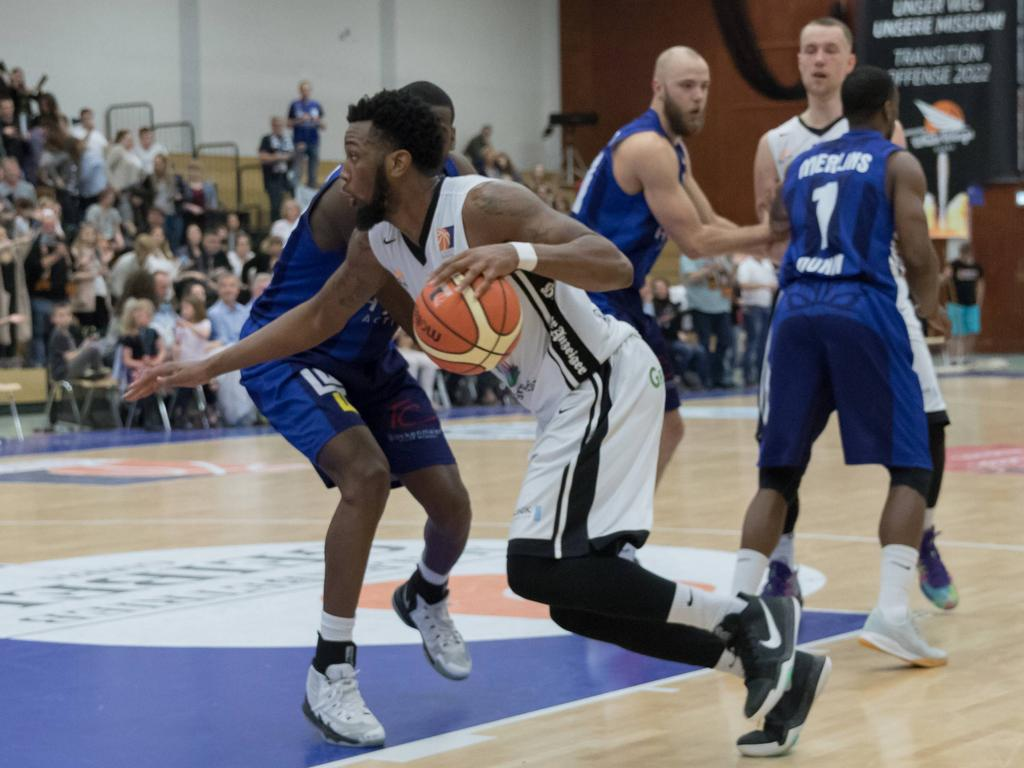 Kruize Pinkins spielt ab kommender Saison beim Mitteldeutschen BC