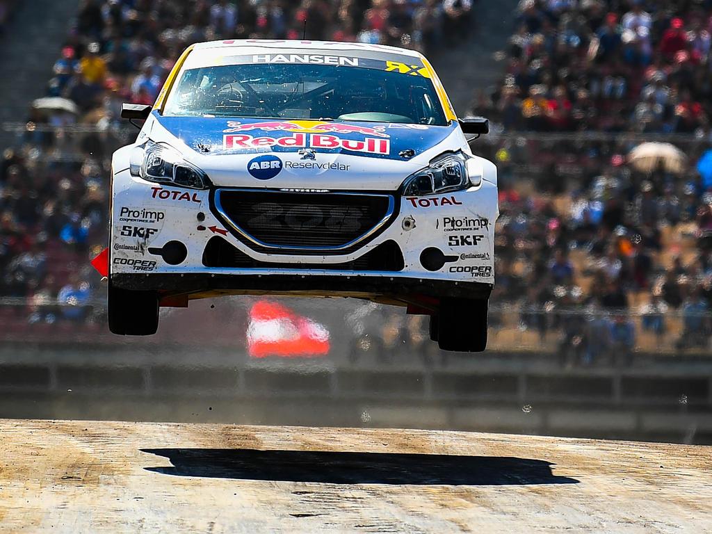 Peugeot hat im Rallycross-Bereich in den kommenden Jahren große Pläne