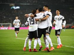 Deutschland führt weiter vor Brasilien, Portugal, Argentinien und Belgien