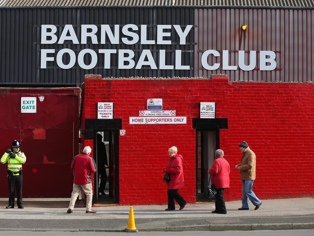 Der FC Barnsley hat neue Besitzer