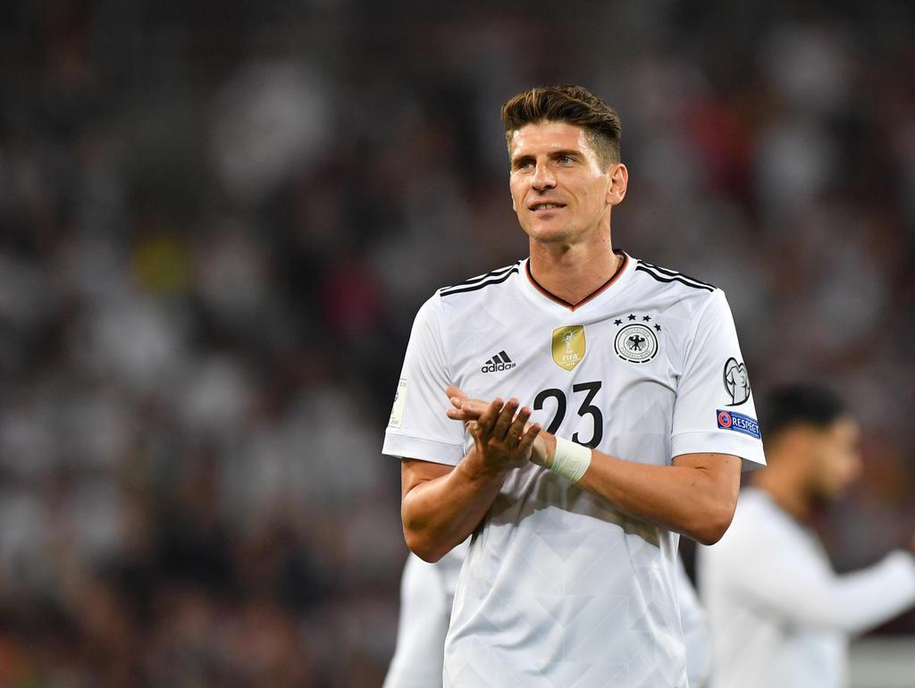 Mario Gomez kehrt zum VfB Stuttgart zurück