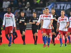Der Hamburger SV konnte auch gegen den 1. FC Köln nicht überzeugen