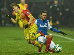Holstein Kiel und Union Berlin teilen die Punkte