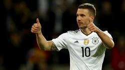 Für den DFB nach Tokio? Weltmeister Lukas Podolski