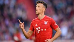 Bleibt Ivan Perisic über das Saisonende hinaus beim FC Bayern?