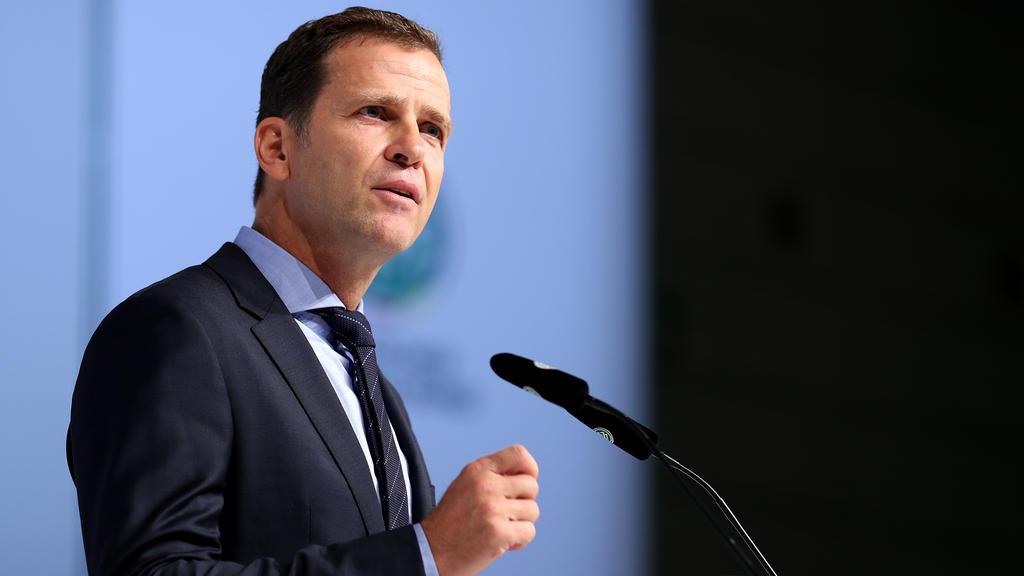 Oliver Bierhoff sieht andere Fußball-Nationen derzeit vor dem DFB-Team