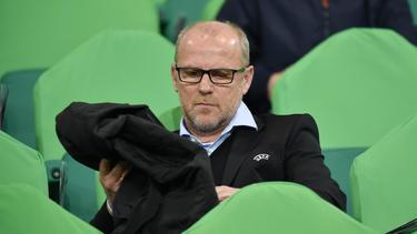 Thomas Schaaf ist Co-Trainer der U23 von Werder Bremen