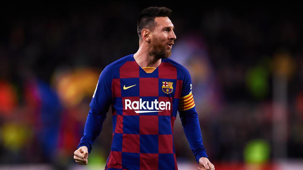 Lionel Messis aktueller Vertrag beim FC Barcelona läuft noch bis Ende Juni 2021