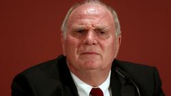 Uli Hoeneß ist am Freitag als Präsident des FC Bayern abgetreten
