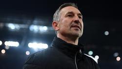 Achim Beierlorzer steht vor seinem Debüt beim 1. FSV Mainz 05