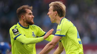 Der MSV Duisburg gewinnt das fünfte Drittliga-Spiel in Folge