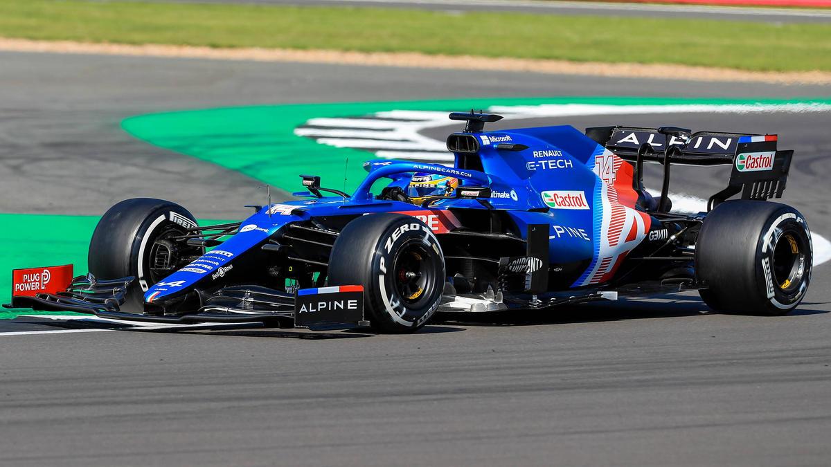 Fernando Alonso winkt eine Vertragsverlängerung