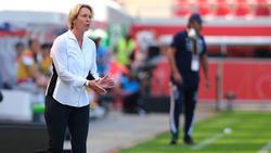 Martina Voss-Tecklenburg freut sich auf die Saison in der Bundesliga