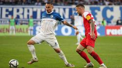 Der 1. FC Magdeburg musste sich geschlagen geben