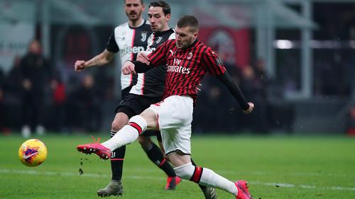 Ante Rebic startet beim AC Milan richtig durch