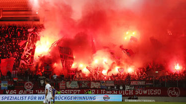 Nürnberg muss für das Fehlverhalten der Fans zahlen
