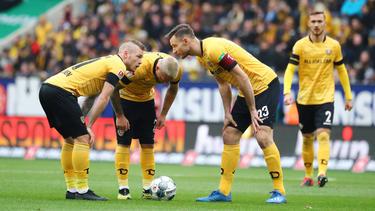 Dynamo Dresden unterlag dem VfL Bochum
