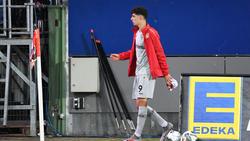 Kai Havertz von Bayer Leverkusen fällt nicht aus