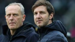 Jochen Saier will mit dem SC Freiburg in den internationalen Wettbewerb