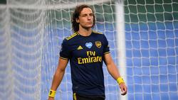 David Luiz bleibt bei den Gunners