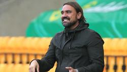 Stieg mit Norwich City aus der Premier League ab: Trainer Daniel Farke