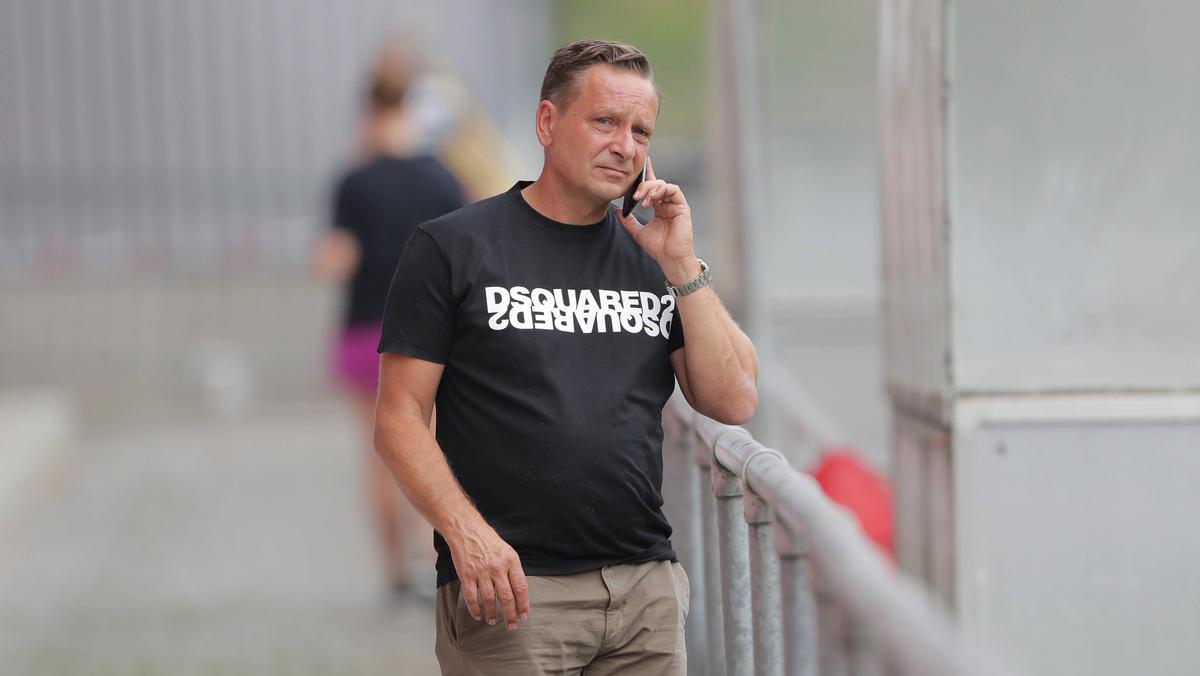 Horst Heldt regelt die Transfergeschäfte beim 1. FC Köln