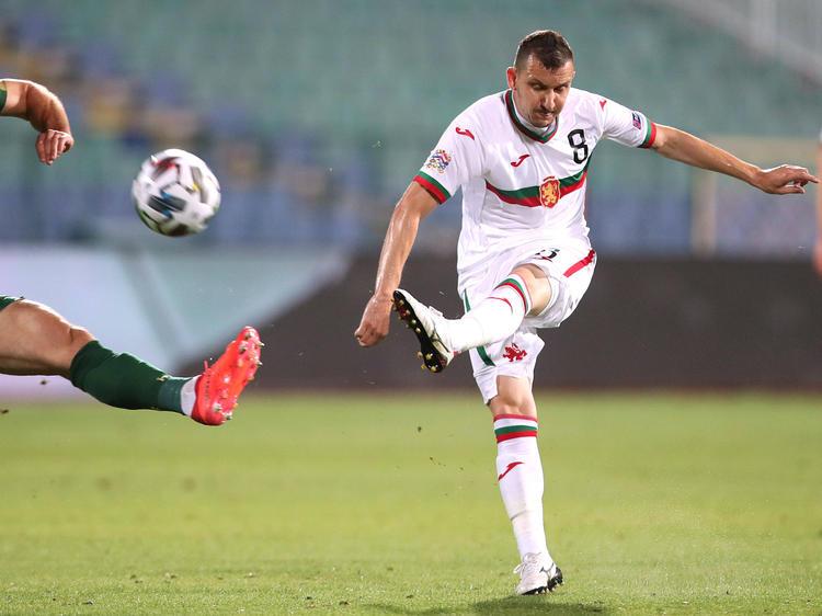 Todor Nedelev ist im Nationalteam gesetzt