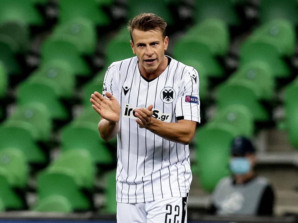 Stefan Schwab will mit seinem neuen Klub in die Königsklasse