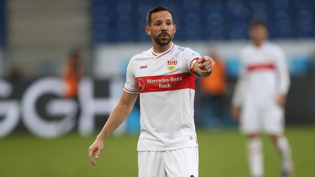 Gonzalo Castro trifft mit dem VfB Stuttgart auf den FC Bayern