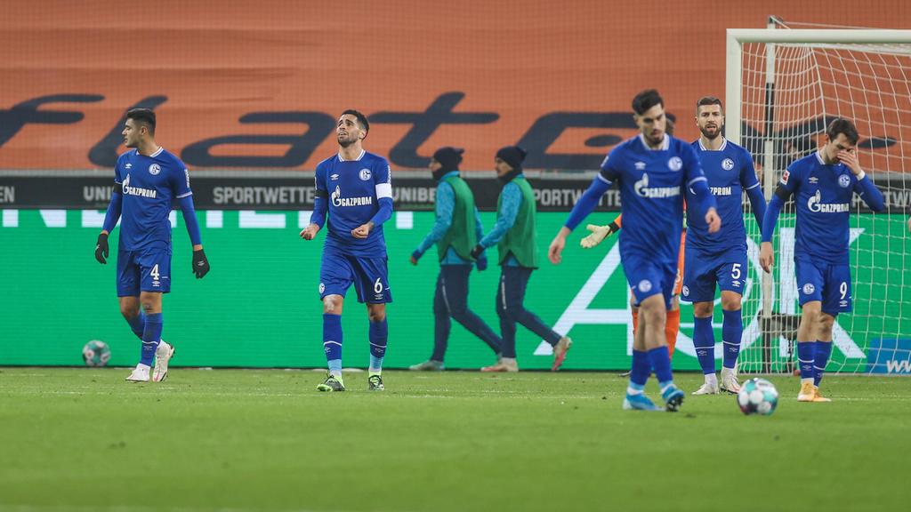 Der FC Schalke 04 hat das Gewinnen verlernt
