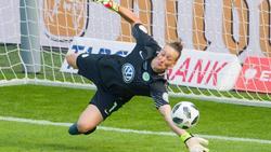 Stand nach ihrer Elternzeit wieder im Tor beim VfL Wolfsburg: Almuth Schult