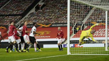 Last-Minute-Schock für Manchester United in der Europa League