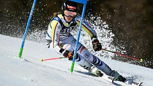 Emma Aicher ist Deutsche Meisterin im Slalom