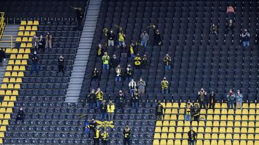 Die BVB-Fans sollen nicht mit nach Berlin reisen