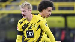 Axel Witsel und Julian Brandt beim BVB vor dem Aus?