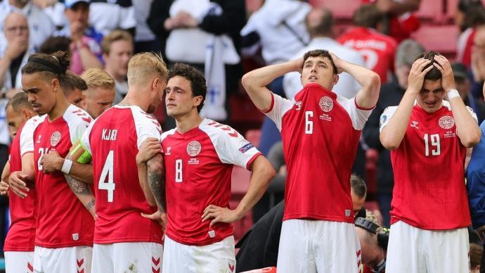 Dänemark kritisiert die UEFA nach Eriksens Zusammenbruch