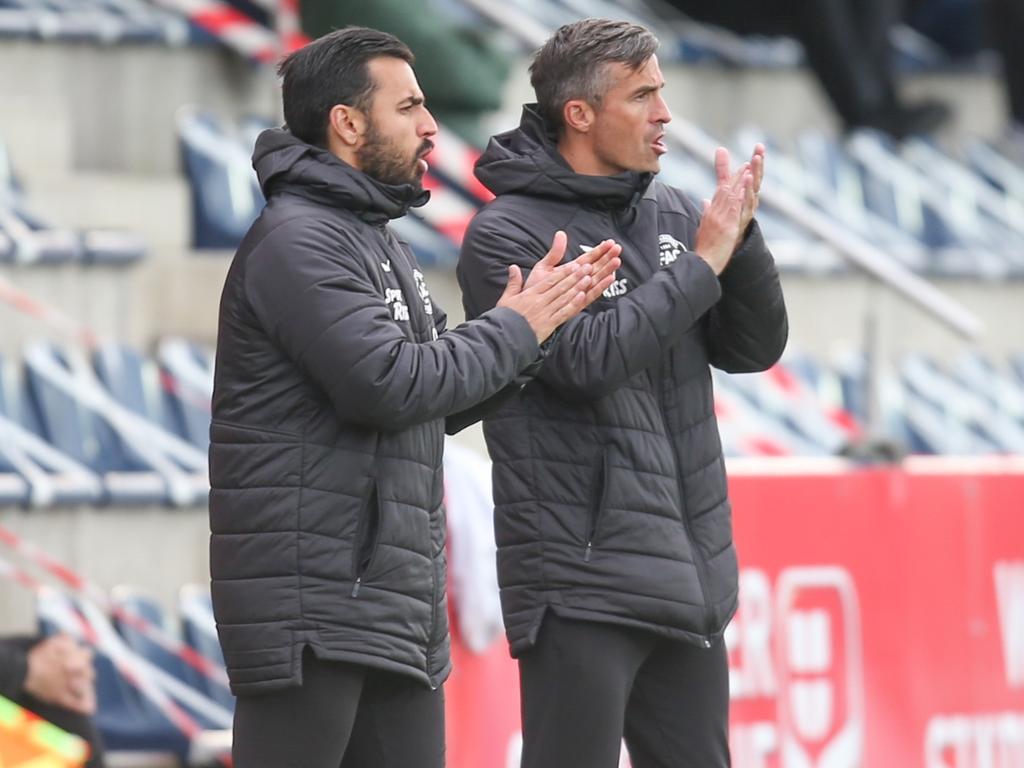Der Floridsdorfer AC verlängert mit dem Trainerduo
