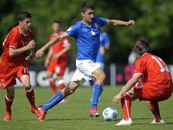 Schweiz besiegt Italien mit 3:1