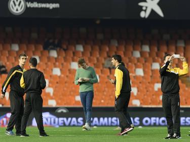 El Barakaldo cayó de la Copa ante el Valencia pero está haciendo una campaña notable. (Foto: Imago)