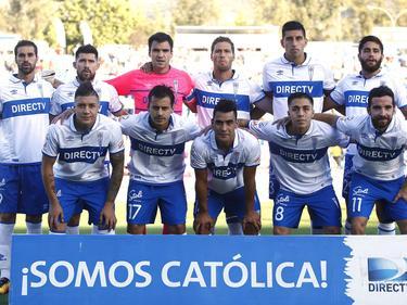 La Universidad Católica busca su tercer campeonato consecutivo. (Foto: Imago)