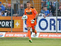 Pavao Pervan entschied sich für einen Vierjahresvertrag bei LASK