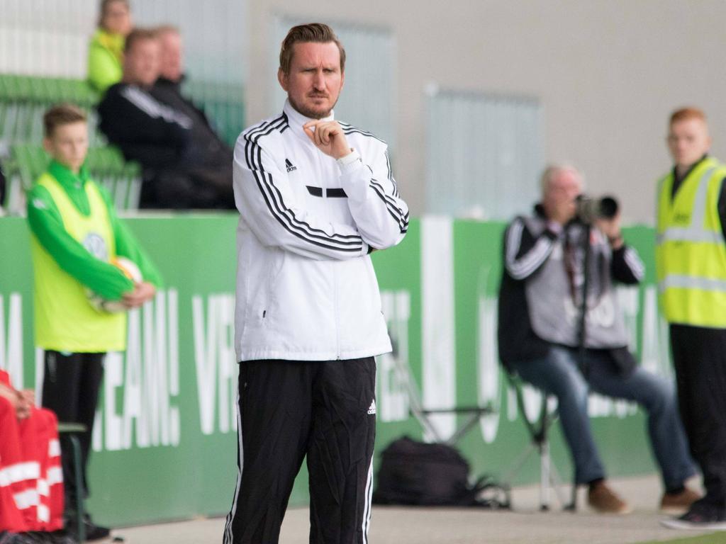 Alexander Kiene steht zukünftig beim TSV Havelse an der Seitenlinie