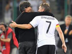 Bastian Schweinsteiger lief 121 Mal für die Nationalmannschaft auf