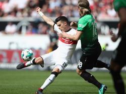 Im Duell der Bundesliga-Aufsteiger gab es keinen Sieger